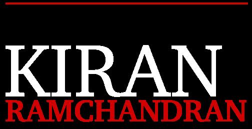 KIRAN RAMCHANDRAN